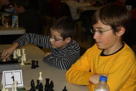 Ecole : Gaétan et Philippe