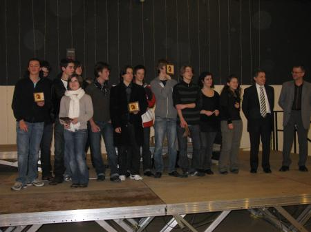 Championnat scolaire 2010