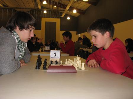 Collège : Pierre-Henri contre Nicolas