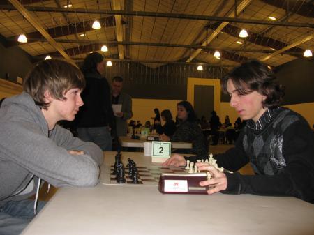 Lycée : Clément contre Pablo