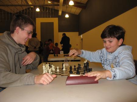 Collège : Thomas contre Marius
