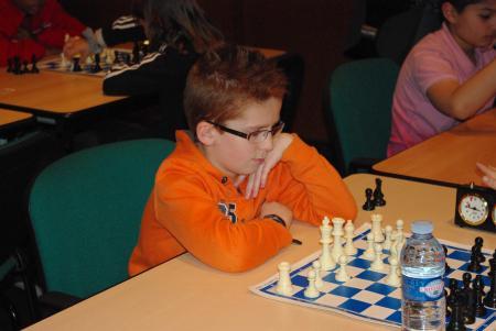 Championnats scolaires 2012