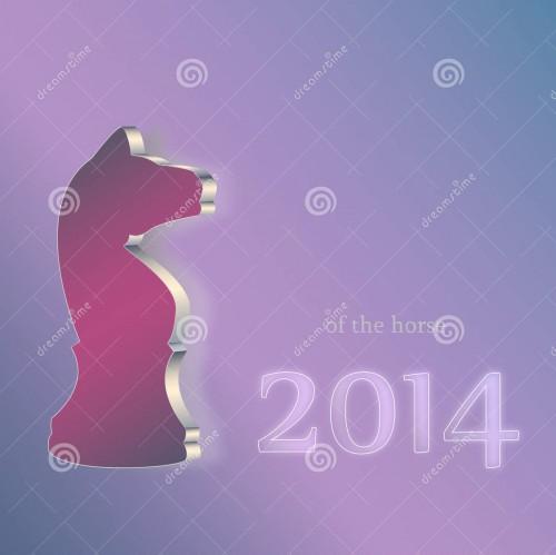 chiffre-symbole-d-échecs-de-cheval-de-la-nouvelle-année-34624348.jpg