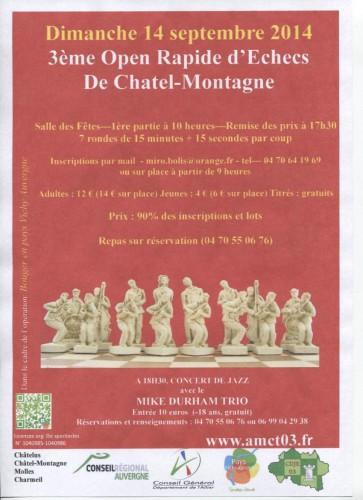 aannonce open de Chatel-Montagne le 14 septembre 2014.JPG